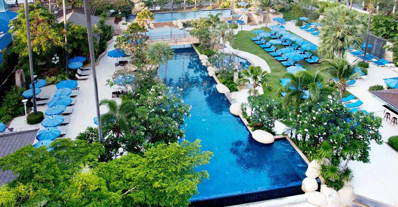 hoteller i jomtien thailand